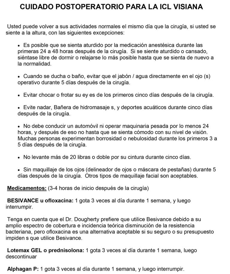ICL-Pre-and-Post-Op-Instructions-Espanol-1