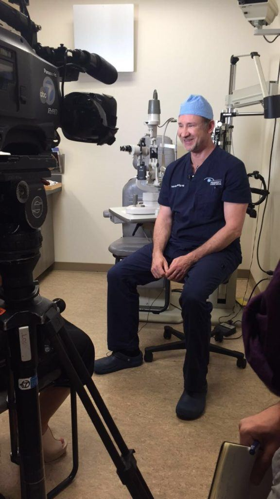 Dr. Dougherty interviewed by ABC7